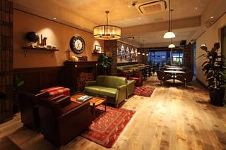 cafe&bar&party「KOEDO LOUNGE by Market TERRACE」