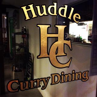 HUDDLE CURRY DINING