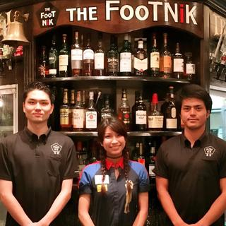 - THE FooTNiK OSAKI - British Pub