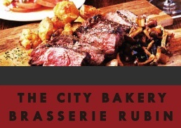THE CITY BAKERY BRASSERIE RUBIN