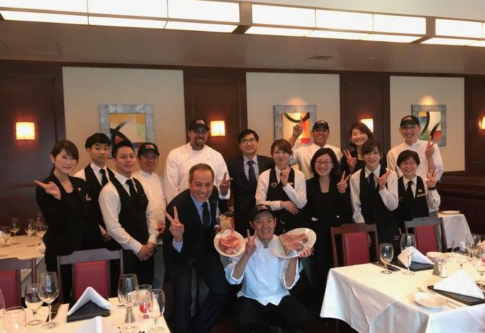 Ruth's Chris Steak House 東京