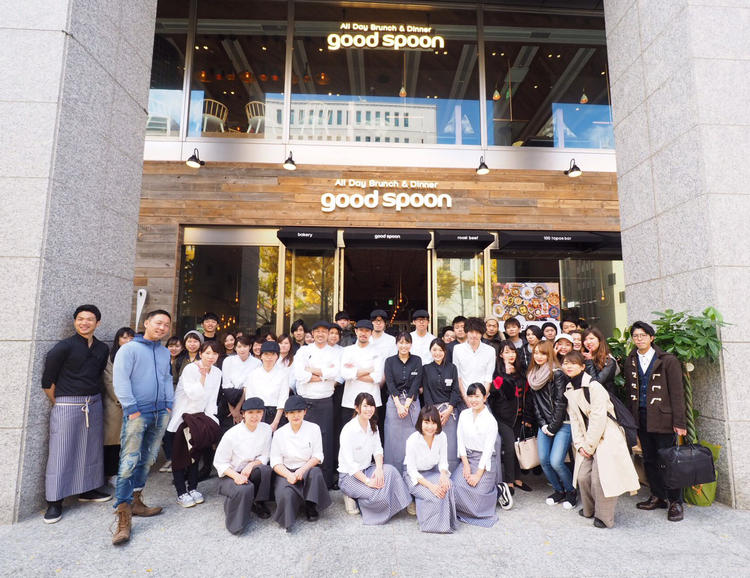 good spoon MARINE & WALK YOKOHAMA店