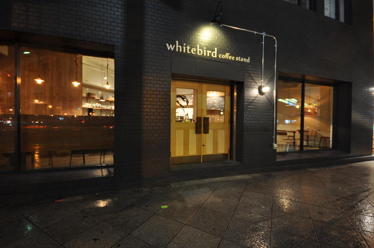 whitebird coffeestand