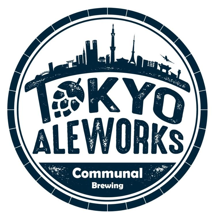 TOKYO ALEWORKSのロゴ♪