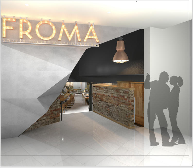 FROMA YORKYS CHEESE RESTAURANT&BAR
