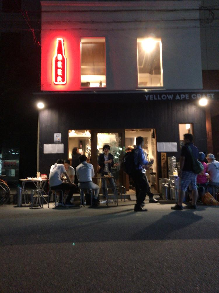 本店YELLOW APE CRAFT