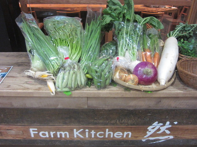 Farm Kitchen 然
