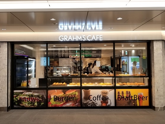 Grahm's Cafe北千住店