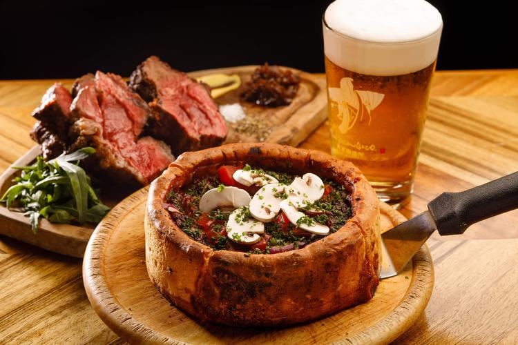 THE ROOFTOP BUTCHER CHICAGO PIZZA&BEER