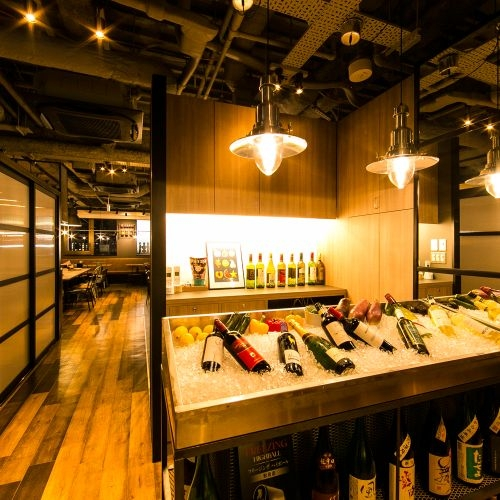 DESIGN FOOD MARKET 新橋店