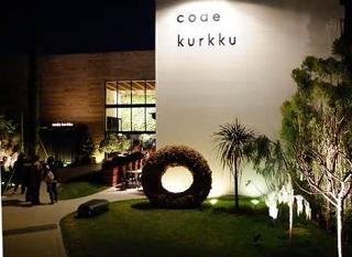 code kurkku/cafe/bar 代々木