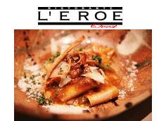 L'EROE OVEST(レロエ オヴェスト)