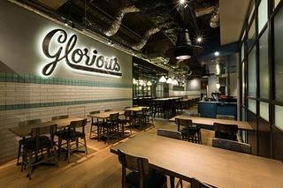 Glorious Chain Cafe Shinsaibashi