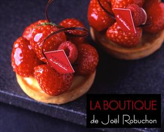 LA BOUTIQUE de Joel Robuchon ラボラトワール