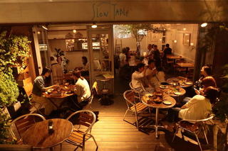 nakameguro SLOW TABLE