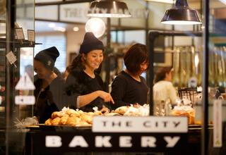 THE CITY BAKERY 梅田