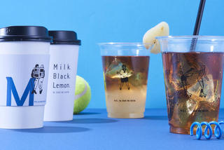 Milk. Black. Lemon. By GOGO NO KOCHA