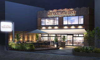 STEAK THE FIRST 高田馬場