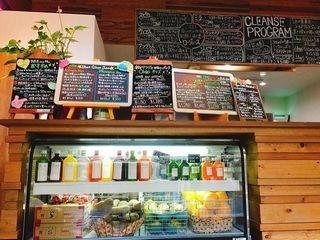 B.up Cleansing Juicery 北新地店