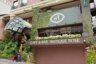 CAFE ANTIQUE ROSE