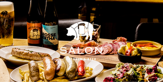 SALON BUTCHER&BEER