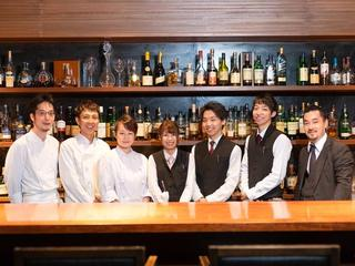 TREES Italian & Bar Lounge 神楽坂