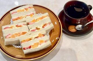 HAMANOYA Parlour ~Japanese Coffee & Japanese Sandwich~