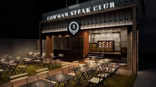 COWMAN STEAK CLUB