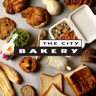 THE CITY BAKERY 平和